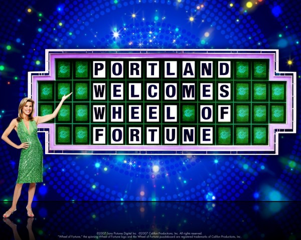 how to make a wheel of fortune