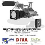 Teen Video Challenge