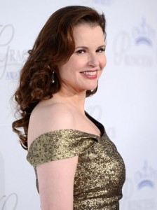 Oscar-winning actor Geena Davis