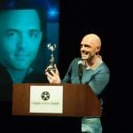 Oregon Actors Award winner Dennis Troutman of Option Model and Media