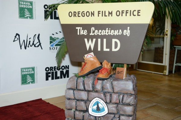 Photo: Dale Robinette  Oregon Film Signs created by Tim Oakley at Oakley Designs