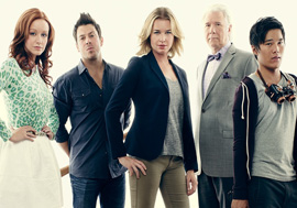"""TNT's """"The Librarians"""""""