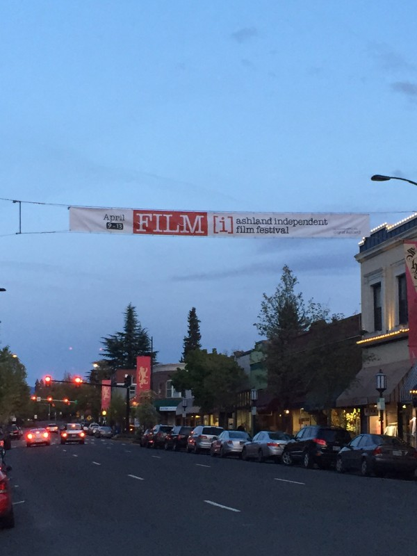 Ashland Independent Film Festival (photo: Tim Williams)