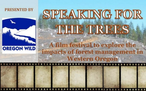 Speaking For The Trees Film Festival