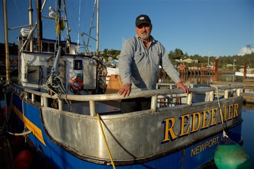 "Discovery's ""Deadliest Catch: Dungeon Cove"" (photo: Discovery, Showing Captain Gary Ripka)"