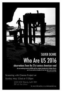 Silver Ochre tour poster-11x17_CP