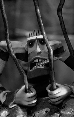 Jailbreak - a stop-motion short from HouseSpecial
