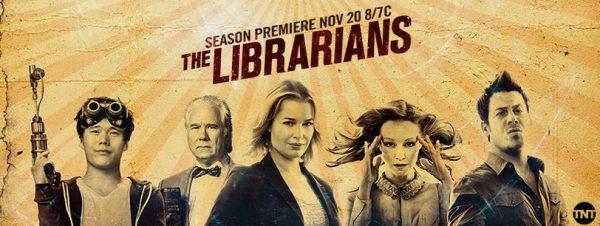 """""""The Librarians"""" Season 3"""
