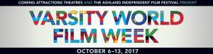 Varsity World Film Week