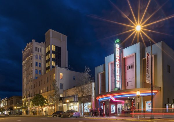AIFF Varsity Theatre