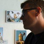 Mr. Fish: Cartooning from the Deep End Film Still