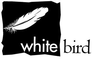 White Bird logo Black