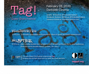 Details of Tag! festival program