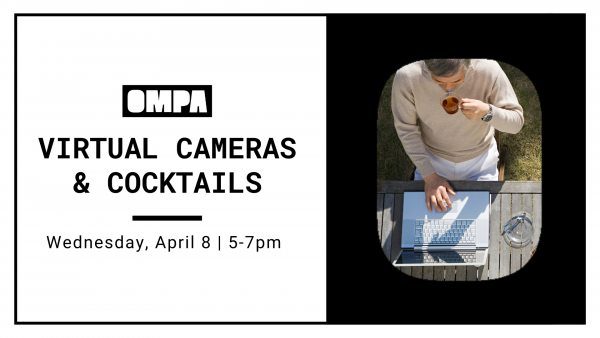 Southern Oregon Virtual Cameras & Cocktails April 8 from 5-7pm